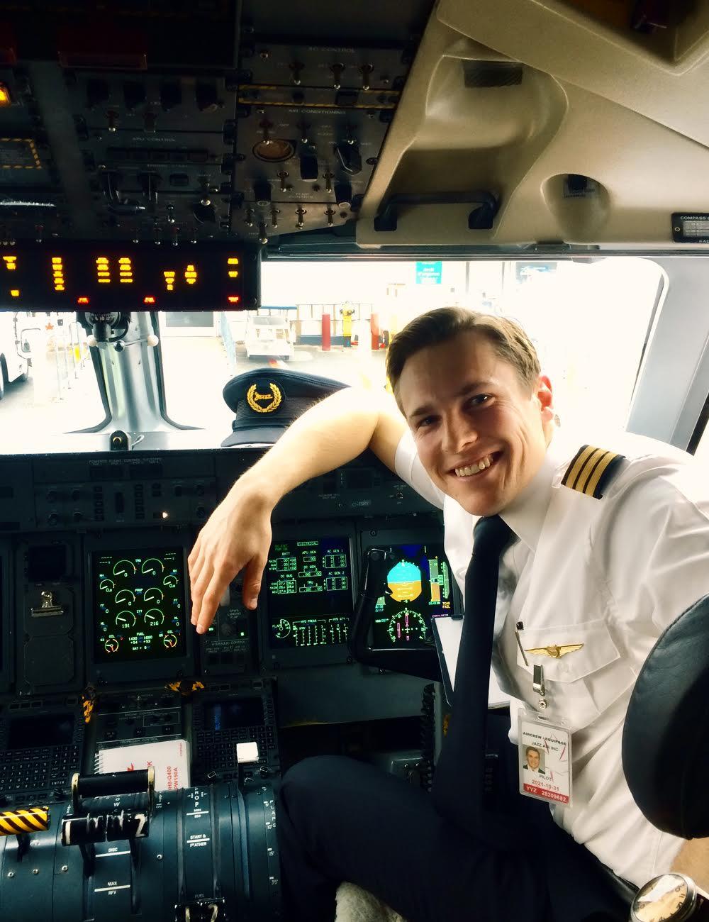 pilots jazz aviation lp